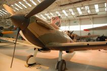 Spitfire at Cosford