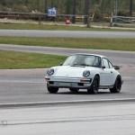 White Porsche Alastaro