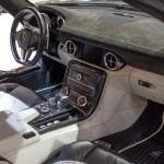Brabus 700 interior