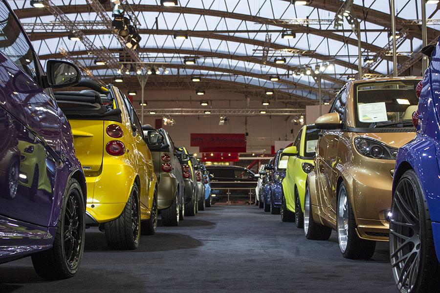 Essen Motor Show 2013 Brabus
