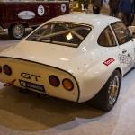 Classic GT car