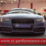 SR Performance Audi front