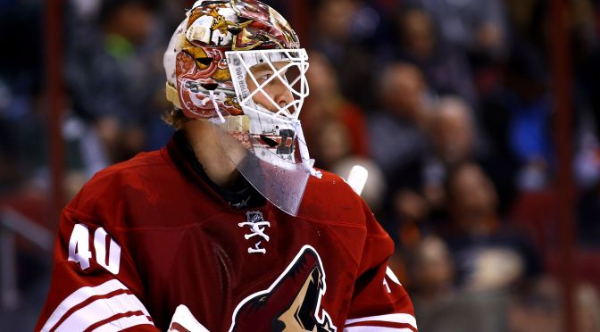 Is Dubnyk The Answer In Minnesota?