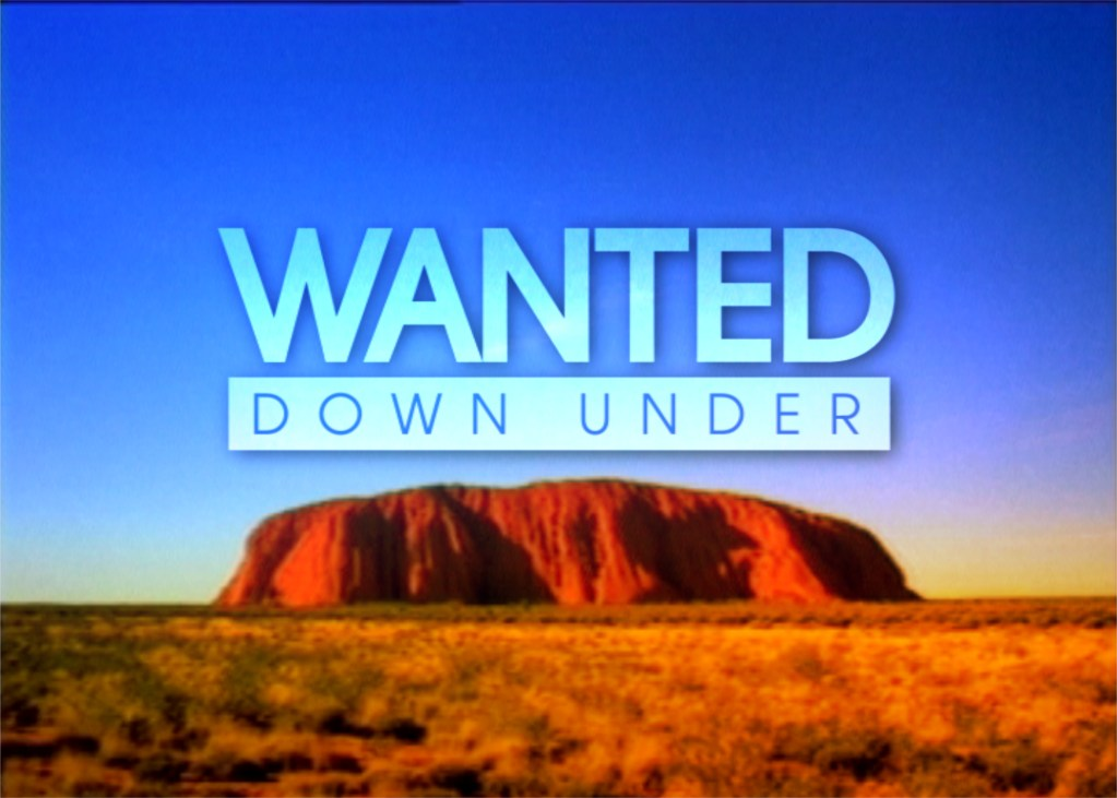 wanted down under application - BBC wanted down under series 8