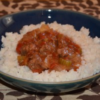 slow cooker swiss steak – great for hot summer days