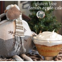 Christmas Eve Dessert – it's gluten free AND comes with presents