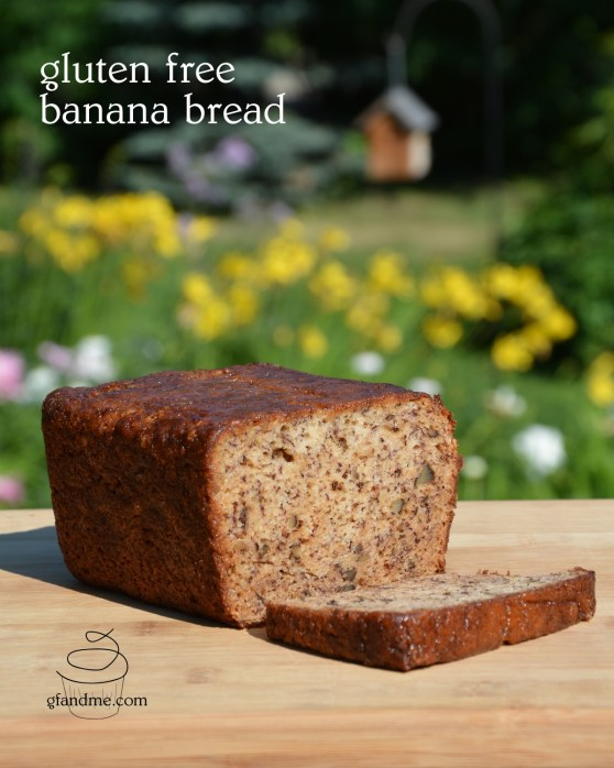 cup 4 cup gluten free banana bread