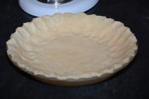 gluten free coconut flour pie crust