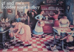 roasted turkey recipe from gfandme.com
