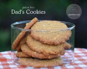 gluten free dad's cookies. gfandme.com