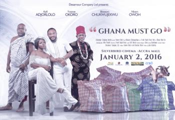 Ghana Must Go Ghana Movie