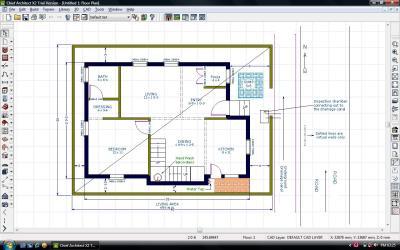Review of Floor Plan - as per vastu- GharExpert