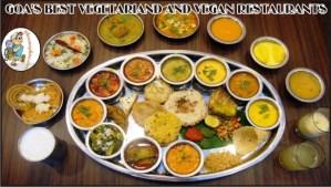 Goa's best vegetariand and Vegan restaurants