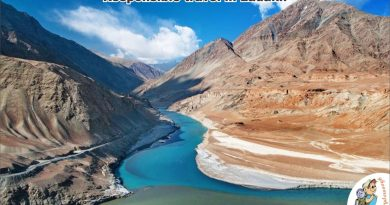Responsible travel in Ladakh