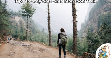 Tips to stay safe on a Monsoon Trek