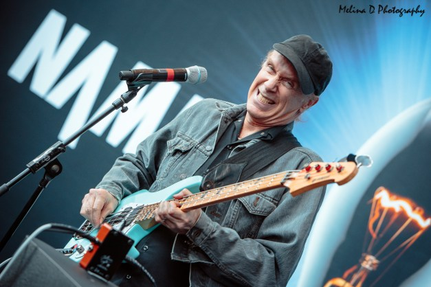 Billy Sheehan of The Winery Dogs, by Melina D Photography
