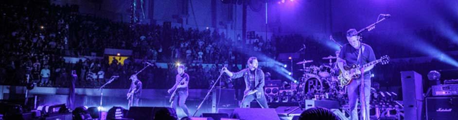 Pearl Jam webslider Hampton VA Matt Lambert trebmal