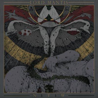 Lord Mantis - Nice Teeth Whore album cover ghostcultmag