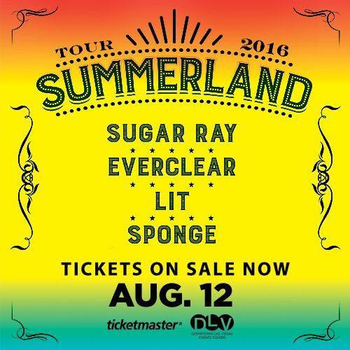 Summerland Tour 2016  Las Vegas ghostcultmag