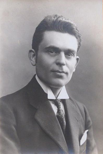 Graz 1917 – Papà Bepo