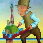 R. Foletti - Il guardiano del faro