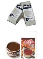Cialde Capsule Latte Lavazza Bevanda Bianca 50pz + Cioccolato Ristora