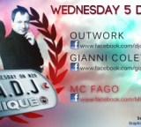 "Kunique ""B.A.DJ"" Radio Show On Radio M2O Guest ""Gianni Coletti"" November, 5th 2012"