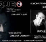 "Gianni Coletti guest @ ""Kunique Too Beat"" (Radio M2O) Sunday February 17"