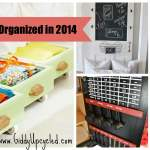 Get Organized In 2014 – 20 Genius Upcycled Storage Ideas
