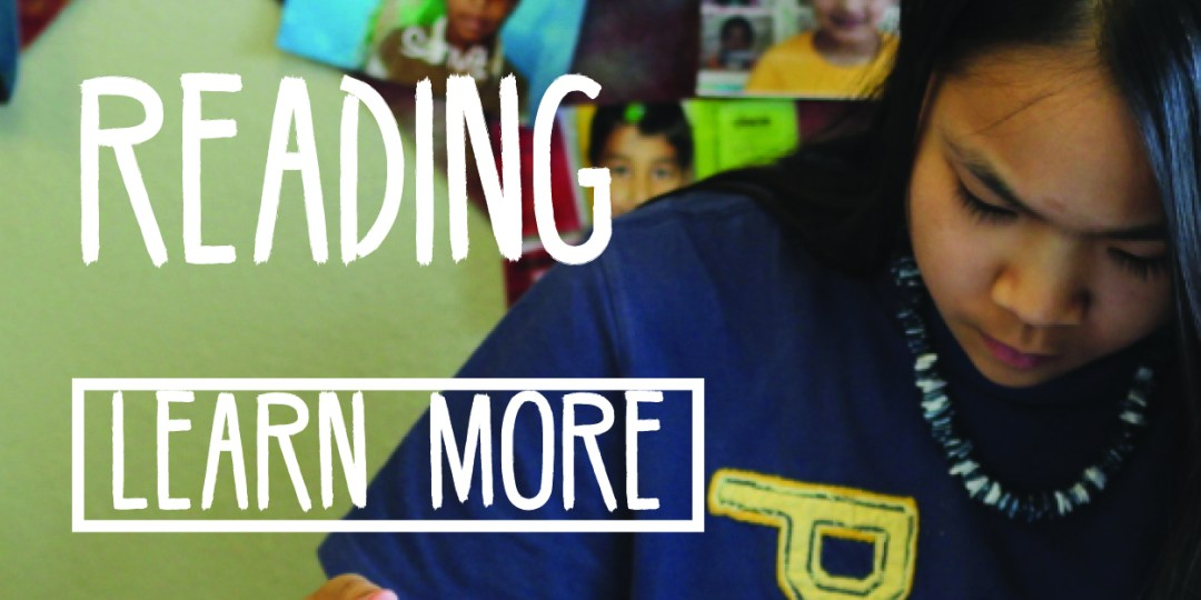 Reading Program - Learn More