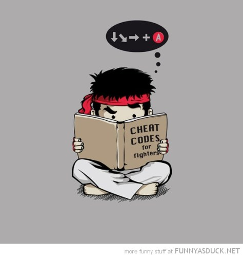 funny-street-fighter-ryu-cheat-codes-comic-pics