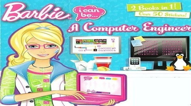 Barbie: I can be a Computer Engineer