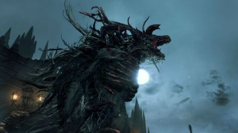 The Cleric Beast of Bloodborne