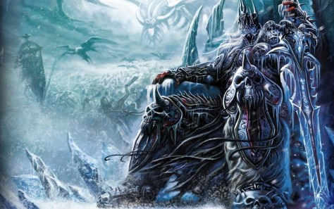 Sardeth's adventures were happening right as the Lich King grew to power.