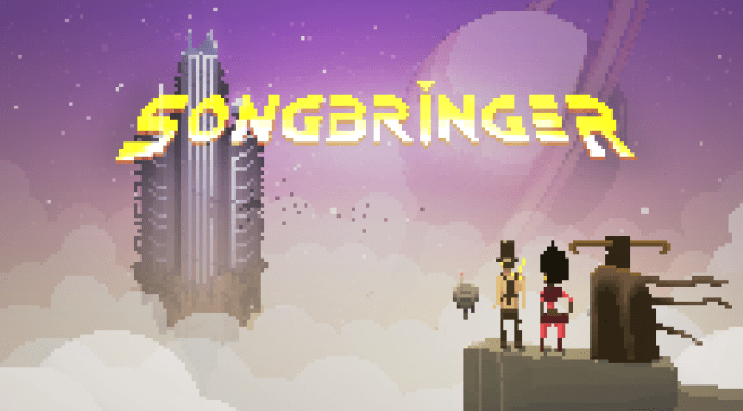 songbringer title screen