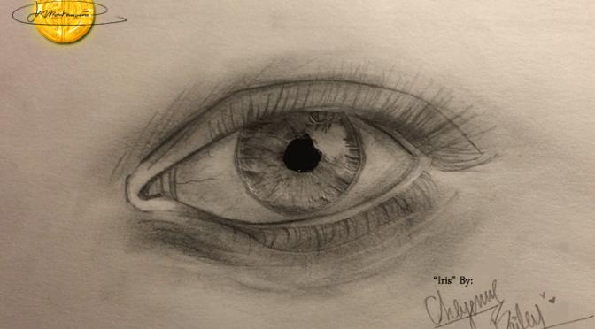 Cheyenne Iris GIG Sketchpad 3