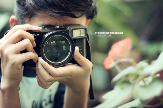 pengertian fotografi