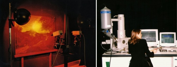 Laboratoire d'analyses d'objets d'art Gilles Perrault_2