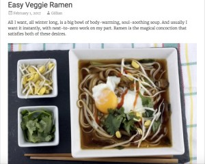 Traveling To Taste: Food & Travel Writing