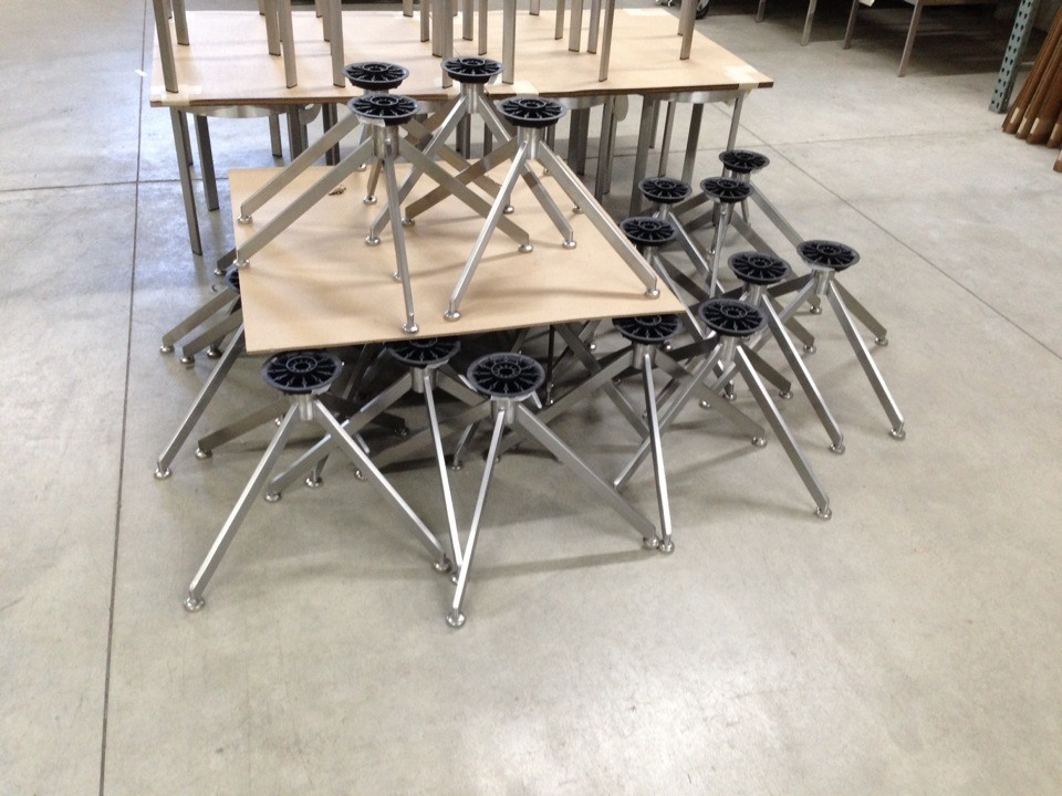 our complete solutions metal furniture