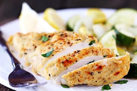 Paleo Hummus Chicken