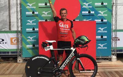 Nuestro Socio Juan Carlos Galindo campeón de España de Triatlón Media Distancia de Veteranos ¡Enhorabuena!