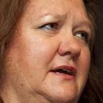 Gina Rinehart Should Take Blame Indiscriminately