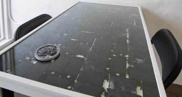 Recyclage d'écrans d'iPhone