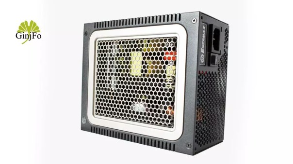 Alimentation DigiFanless 550 Watts d'Enermax