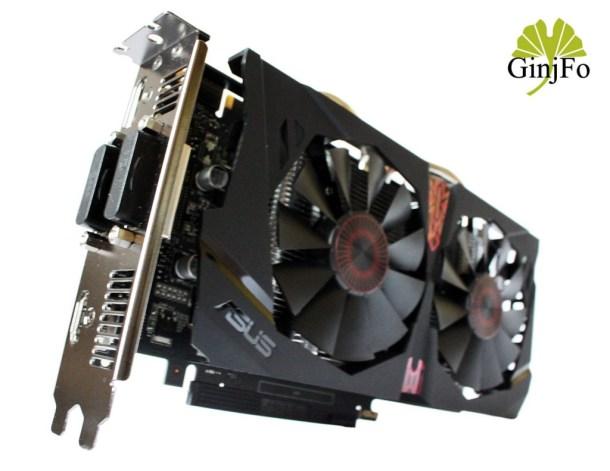 GeForce GTX 950 Strix Gaming d'Asus