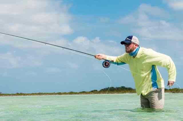 Fly Fishing: You Can't Catch The Fish If You Don't Make A Cast | Fly