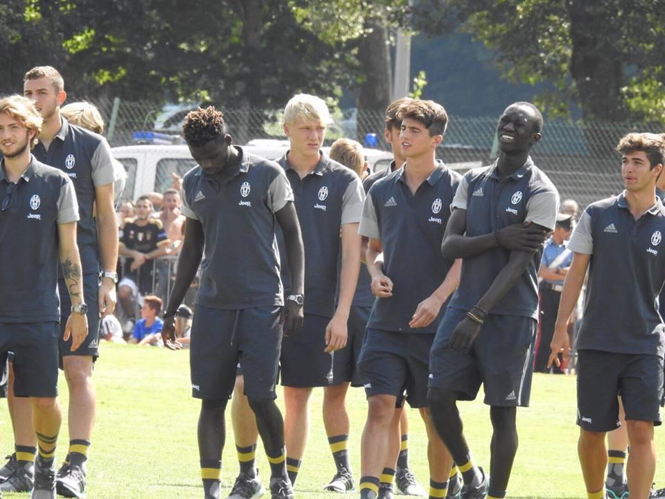 Juventus Primavera a Villar Perosa