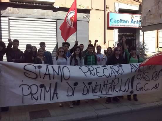 No e ancora No: il 7 ottobre studenti in piazza a Cosenza
