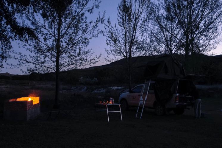 Sanddriff Campsite, Cederberg